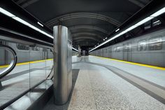 """Downsview subway station"" by Roland Shainidze, via 500px."