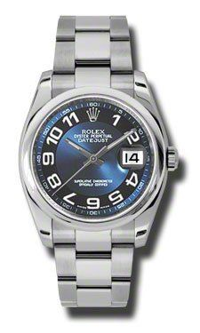 Rolex Datejust Blue Dial Automatic Stainless Steel Ladies Watch 116200BLBKAO Rolex, http://www.amazon.com/dp/B009I17MH6/ref=cm_sw_r_pi_dp_AHXXqb17GBM4P