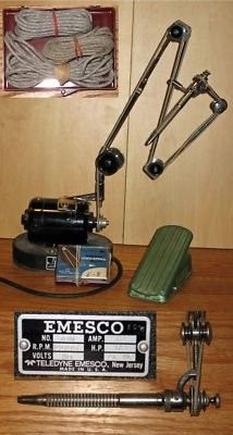 vintage dental drill (ouch)  #southbaydentalsolutions