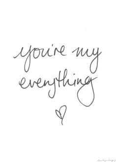 You are my everything You are my everything love love quotes quote. You are my every Lesbian Love Quotes, Fake Love Quotes, Islamic Love Quotes, Love Yourself Quotes, Love Quotes For Him, Cute Quotes, Amazing Man Quotes, You Are My Everything Quotes, Love One Another Quotes