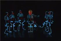 These Japanese dancers perform an awesome dance routine to music from TRON. If only the movie was as cool as this is...