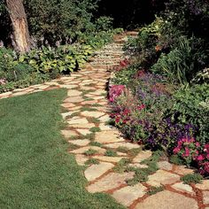 Affordable Garden Path Ideas Instead of an expensive, labor-intensive formal path, save money and time with one of these casual garden paths. They'll blend in better and will look like they've been in your garden forever. Required Tools for this Project Have the necessary tools for this DIY project lined up before you start—you'll save …