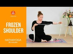 Frozen Shoulder - YouTube Frozen Shoulder, Chiropractic Wellness, Toned Arms, Yoga Gym, Health Quotes, Tai Chi, Funny Art, Education Quotes, Pilates