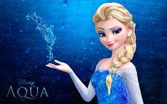 Elsa (by WolfSkyla @deviantART) #Frozen