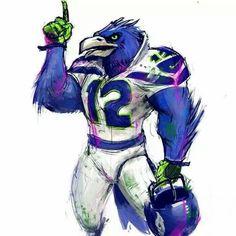 Seahawks 12th man
