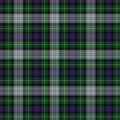 MacKenzie Dress tartan via The Scottish Registry of Tartans.  Thread count recorded pre-1960, but no other dates listed.