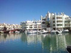 Another view of beautiful Benamaldena, Spain