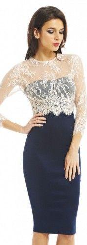 Amazingly elegant cocktail dress
