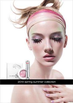 Shu Uemura Bijoux Collection Spring Summer 2014 – Beauty Trends and Latest Makeup Collections Art Of Beauty, Beauty Makeup, Face Beauty, Beauty Tips, Cosmetics News, Japanese Makeup, Spring Makeup, Latest Makeup, Beauty Shoot