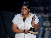 Congratulations to Octavia Spencer for winning an Academy Award for best supporting actress. Check out her emotional acceptance speech here: http://aareports.com/2012/02/octavia-spencer-academy-award.html