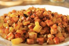 Jalotofu Pyttipannu on Jalotofu Sweet Potato, Dog Food Recipes, Potatoes, Vegetarian, Vegetables, Food Food, Potato, Dog Recipes, Vegetable Recipes