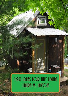 120 Ideas for Tiny Living book will be coming out soon http://www.120squarefeet.com