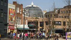 De Heuvelgalerie (shopping mall) - Eindhoven, The Netherlands