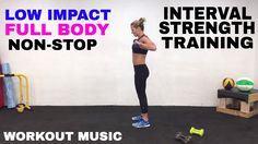 LOW IMPACT FULL BODY WORKOUT, CARDIO + WEIGHTS, TOTAL BODY TONING