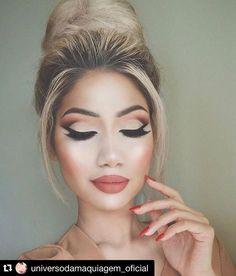 #inspiration Make diva #vempraca #beleza #luxo #makeupartist #makeup #maquiando by papodemadame_wanessa http://ift.tt/1OTe2zU