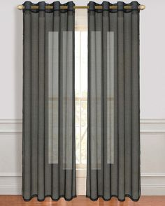 Malibu Curtain Panel