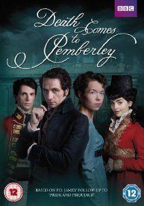 series e filmes legendados em Portugues: Death Comes To Pemberley (mini serie 2013)