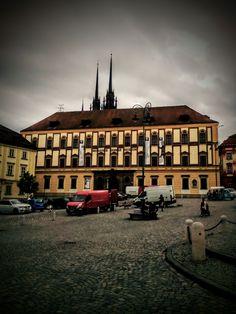 Brno - historic Centre Czech Republic, Centre, Mansions, Architecture, House Styles, City, Home, Arquitetura, Manor Houses