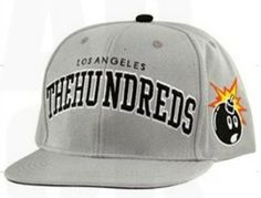 580f74425e7 The HundReds Adam Bomb Hats Gray 0047! Only  8.90USD 59fifty Hats