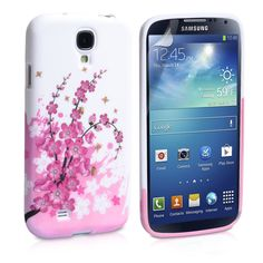 Pin for Later: Samsung Galaxy S5 Cases Are Here  Floral Bee Silicone Gel Case ($7)
