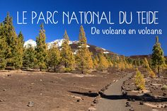 Le parc national du Teide est un véritable concentré de paysages volcaniques, arides et montagneux. Le dépaysement assuré sur l'île de Tenerife.