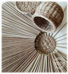 PAPER STYLE - изделия из бумажной лозы. Беларусь