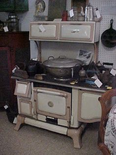 Old Cook Stove
