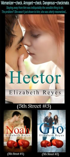 5th Street Series by Elizabeth Reyes