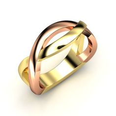 The Men's Two Roads Ring.