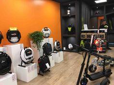 Notre boutique de Lyon, toute le meilleur de la gyroroue et trottinette électrique en Rhone Alpe