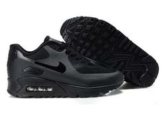 online store 254e1 6a39a Nike Air Max 90 Hyperfuse Premium - Noir out - Homme Sneakers Pas cher Usine