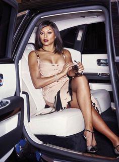 Taraji P. Henson - Modern Luxury shoot 2015