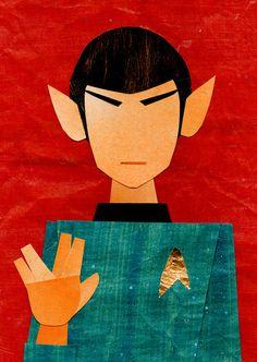 Spock by *botjira