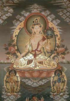 """Tara (Sanskrit: तारा, tārā) or Ārya Tārā, also known as Jetsun Dolma (Tibetan…"