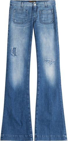 Seafarer Penelope Flared Jeans