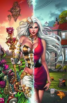 Grimm Fairy Tales Presents Wonderland 12 - Cover A
