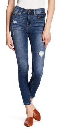 80df3bb9845 INC International Concepts I.n.c. Plus Size Cotton Ripped Skinny ...