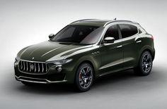 Maserati's new 4×4 the Maserati Levante