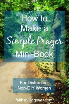 Prayer is our most important ministry, but it's easy to go AWOL and zone out…