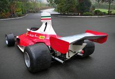 The 1975 Ferrari 312T - The 12 Most Desirable Formula One Cars — 95 Customs