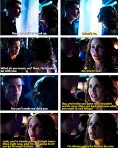 Arrow - Roy & Thea #2.17 #Season2