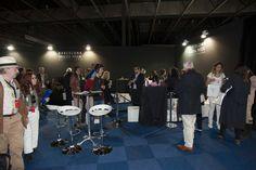 Presentación de los productos ASPOLVIT Anti-Aging a los medios de comunicación, en la Sala Vip de la Pasarela Barcelona Bridal Week 2013.