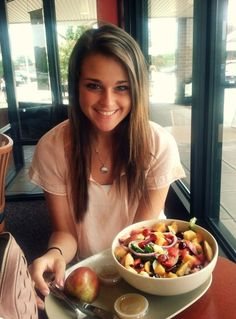This website/blog has great insight when trying to eat healthy at restaurants and other helpful healthy hints.