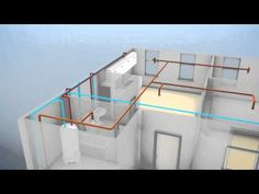 This Is A Typical Home Fire Sprinkler System Riser For