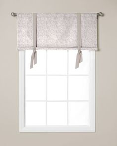 Roll Up Valance - Casual valance - Smith+Noble