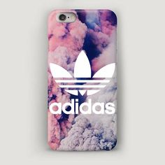 Fumer iPhone 7 cas Adidas iPhone 6 Plus cas rose iPhone 5 s