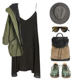 Nature's Void by teabaq on Polyvore featuring polyvore fashion style rag & bone MANGO Persol
