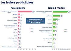 Leviers publicitaires pour pure players et click and mortars