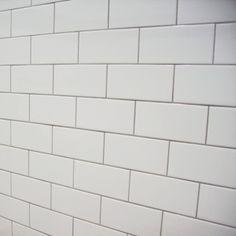 white subway tile - Google Search