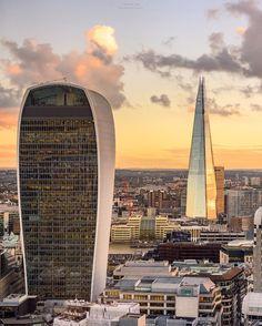 The Shard London  #RePin by AT Social Media Marketing - Pinterest Marketing Specialists ATSocialMedia.co.uk